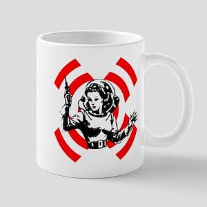 Spacegirl Mug