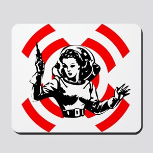 Spacegirl Mousepad