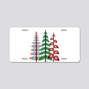 TRIBUTE Aluminum License Plate