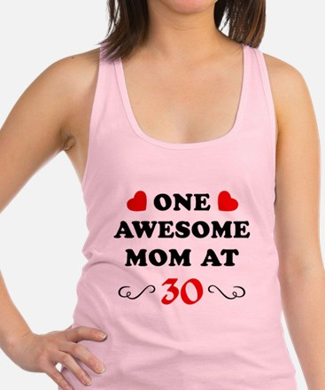 30th Birthday Awesome Mom Tank Top