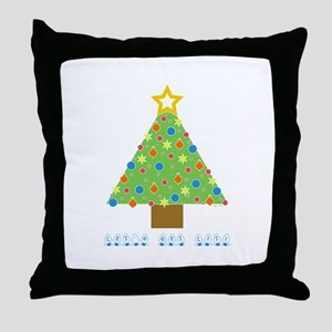 LETS GET LIT! Throw Pillow