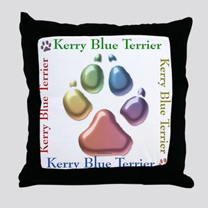 Kerry Name2 Throw Pillow