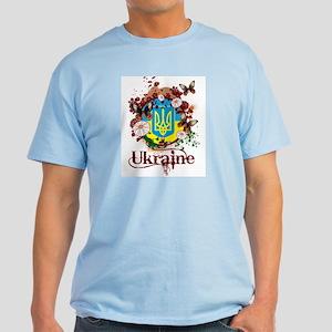 Butterfly Ukraine Light T-Shirt