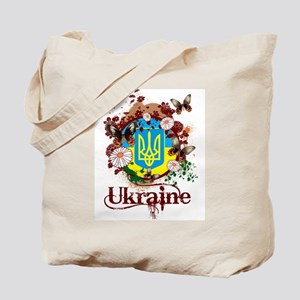 Butterfly Ukraine Tote Bag
