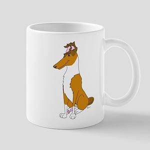 Smooth Sable Collie Mug