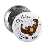 """Willits Otters 2.25"""" Button (100 pack)"""