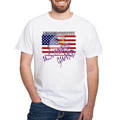 U.S. Coast Guard White T-Shirt