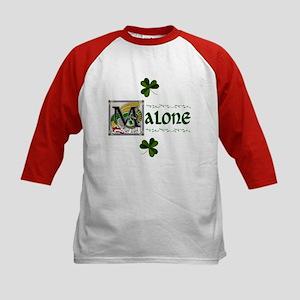 Malone Celtic Dragon Kids Baseball Jersey