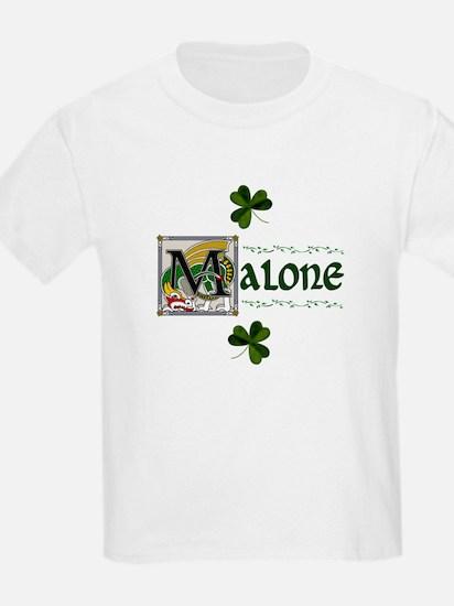 Malone Celtic Dragon Kids T-Shirt