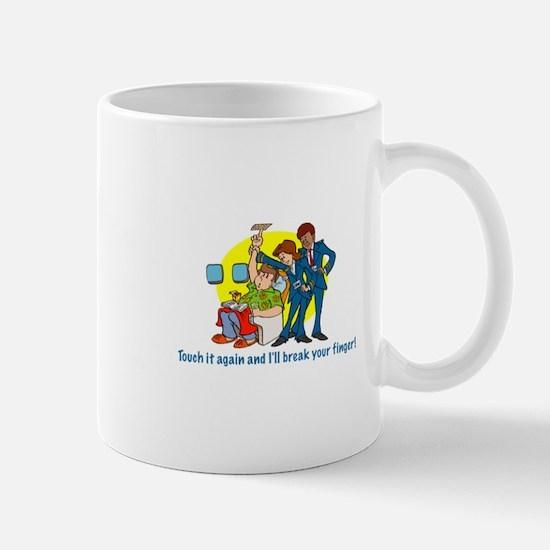Call Button Mug