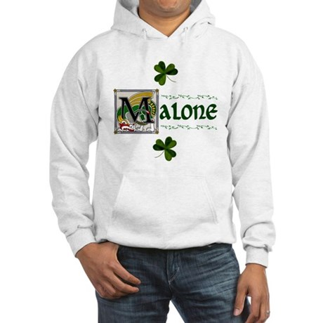 Malone Celtic Dragon Hooded Sweatshirt