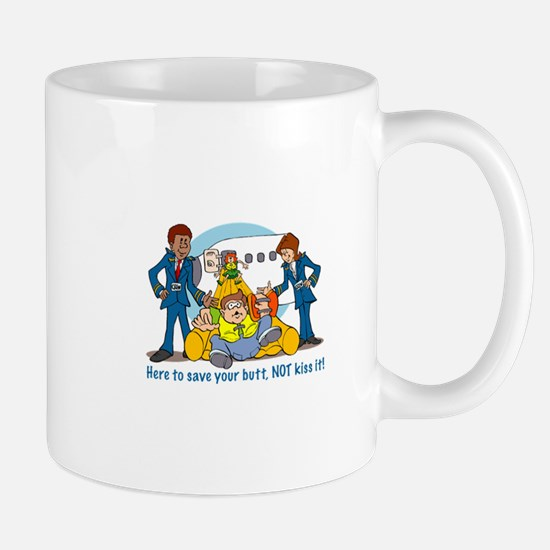 Save Your Butt Mugs