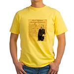 Heck Thomas Yellow T-Shirt