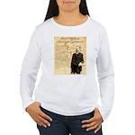 Heck Thomas Women's Long Sleeve T-Shirt