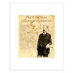 Heck Thomas Small Poster
