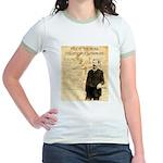 Heck Thomas Jr. Ringer T-Shirt