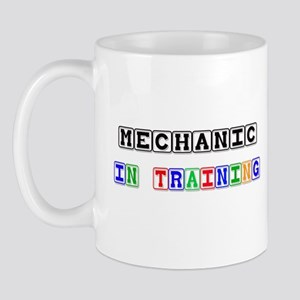 Mechanic In Training Mug