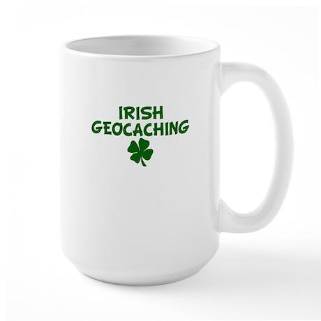 Irish Geocaching Large Mug