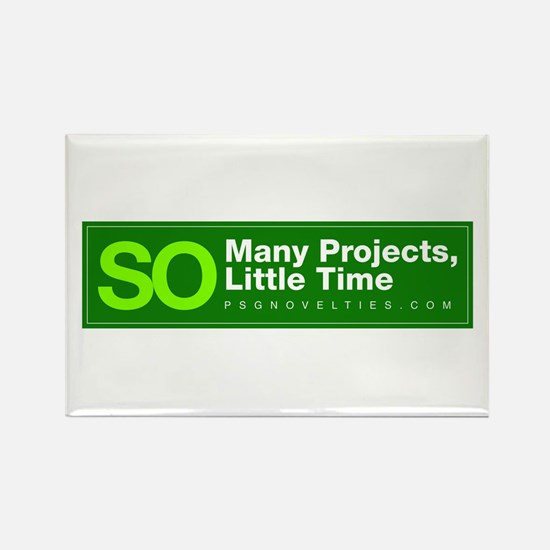 Funny Quality analyst Rectangle Magnet (10 pack)