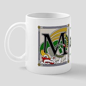 Maloney Celtic Dragon Mug