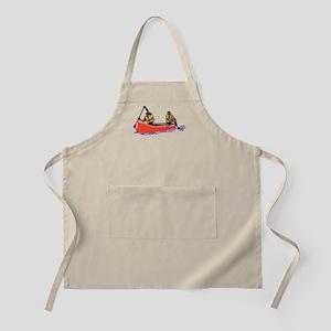 Canoeing BBQ Apron