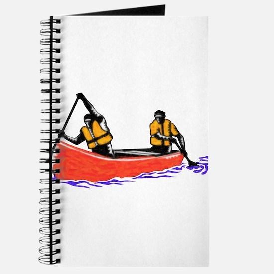 Canoeing Journal