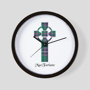 Cross-MacFarlane hunting Wall Clock