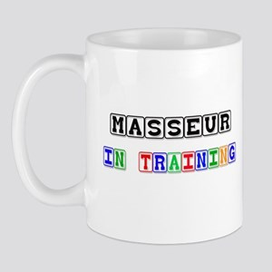 Masseur In Training Mug