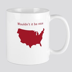 No California Mug