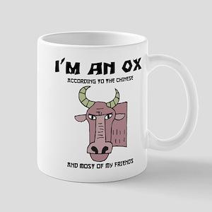 I'm An Ox Mug