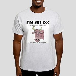 I'm An Ox Light T-Shirt