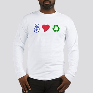 Environment Long Sleeve T-Shirt