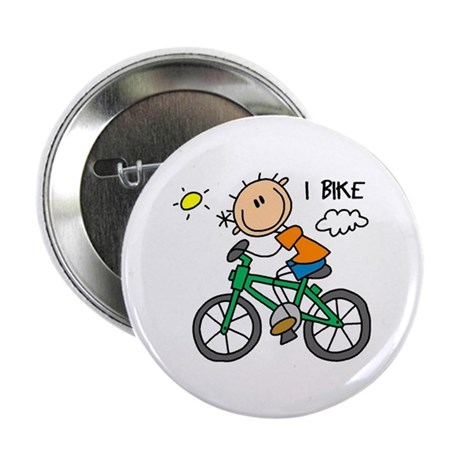 "I Bike 2.25"" Button (10 pack)"