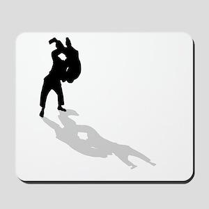 Judo Throw Mousepad