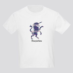 Unicorn-MacFarlane dress Kids Light T-Shirt