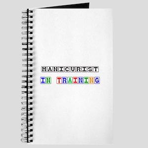 Manicurist In Training Journal