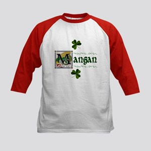 Mangan Celtic Dragon Kids Baseball Jersey