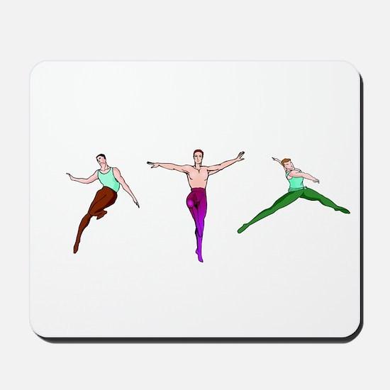 Mens Dance Company Mousepad