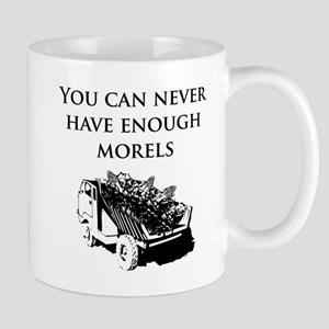 Morel Truck Mug