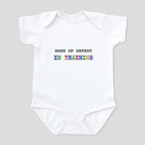 Make Up Artist In Training Infant Bodysuit