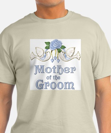 Dove & Rose - Mother of Groom T-Shirt