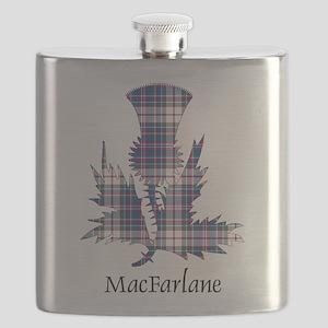 Thistle-MacFarlane dress Flask