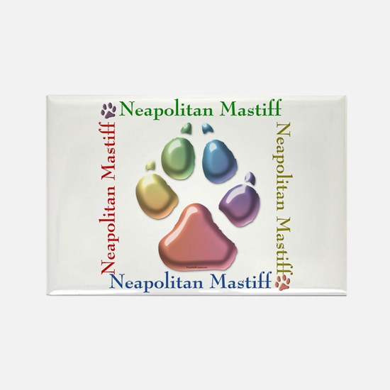 Neo Name2 Rectangle Magnet (100 pack)