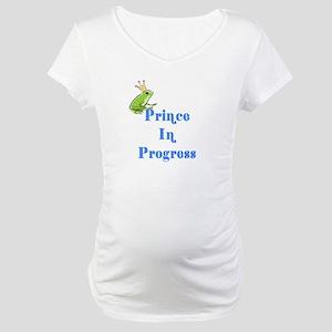 Prince in Progress Maternity T-Shirt