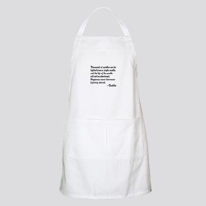 Share Happiness Light Apron