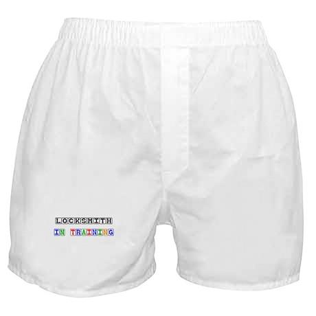 Locksmith In Training Boxer Shorts