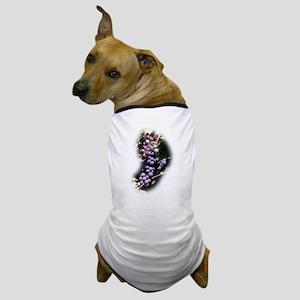 Napa Grapes Dog T-Shirt