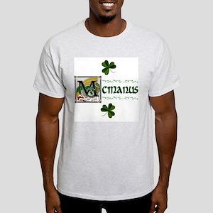 McManus Celtic Dragon Light T-Shirt
