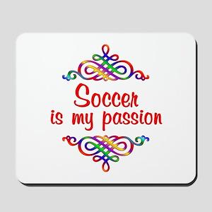 Soccer Passion Mousepad
