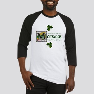 McManus Celtic Dragon Baseball Jersey